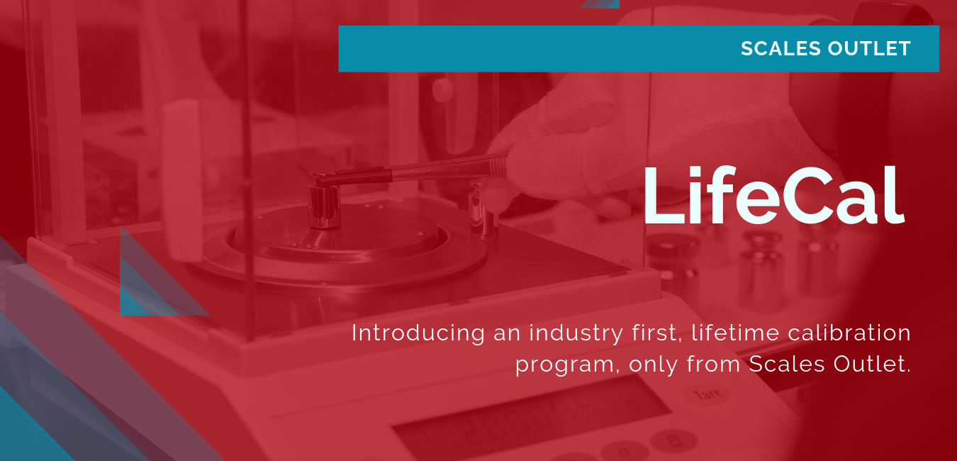 LifeCal Lifetime Calibration Program from Scales Outlet