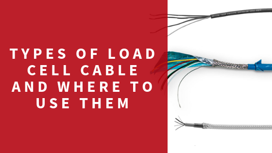 Types of Load Cell Cable and Where To Use Them - Scales Outlet on