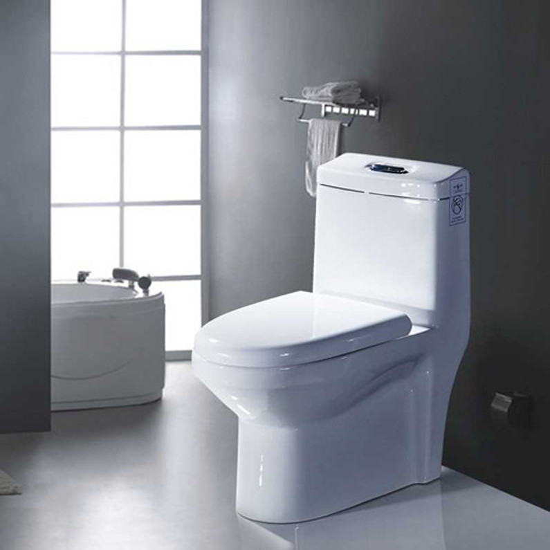How to Choose the Right Toilet(one piece vs. two pieces toilet)