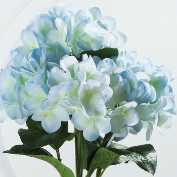 Blue Real Touch Hydrangea Bush