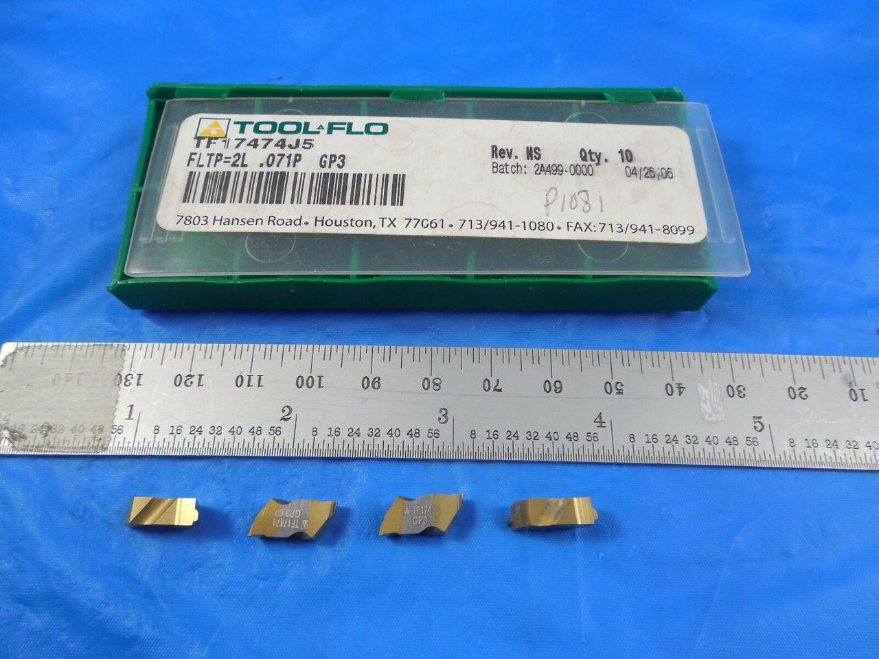 Tool-Flo FLT-3R GP 50 C Quantity 10
