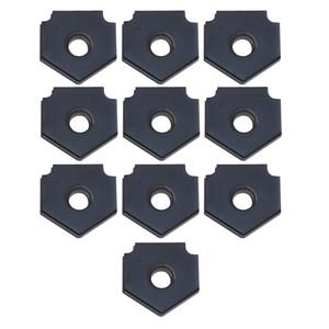 58840 Morse 5957 3//16 X 3//16 4FL SE Ball Long SC BRT