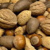 In shell mixed nuts. Sold by the lb. All nuts are raw.