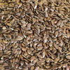 Seeds Flax Seeds Brown