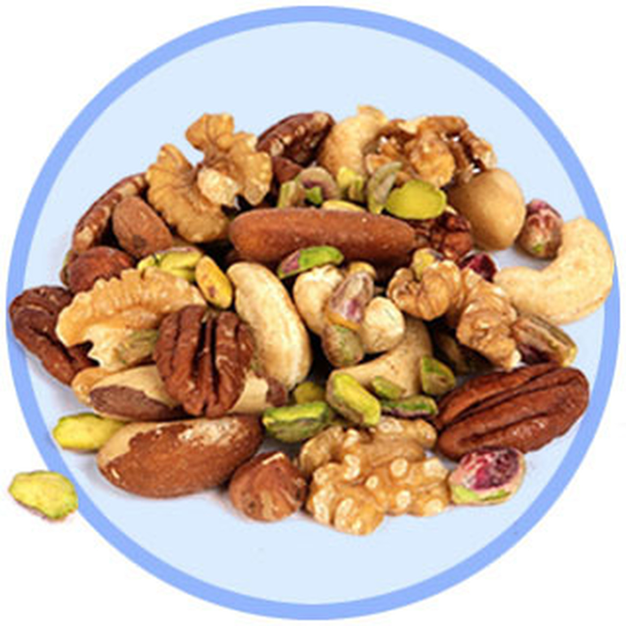 Shelled (No Shell) Nuts