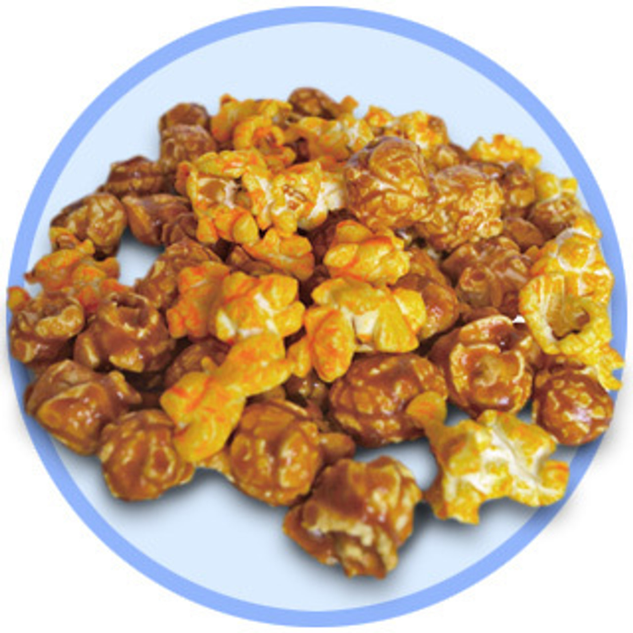 Cheese & Caramel Mix Popcorn