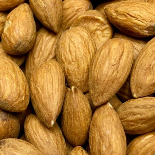 Almonds, California Raw Whole Shelled