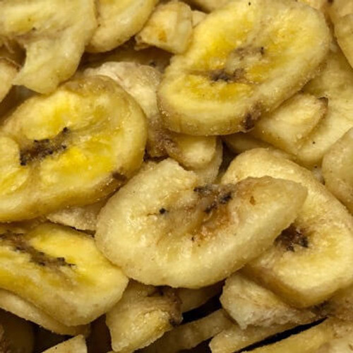 Dried Banana Chips | Sweetened