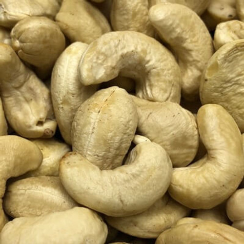 Cashews, Large Whole Raw | Sold by the LB