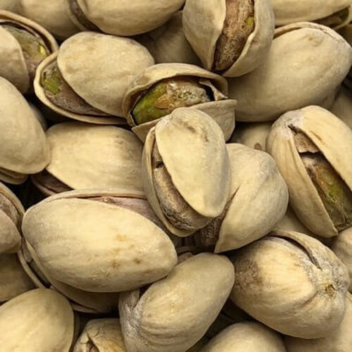 Pistachios, Salted California (In Shell) per LB