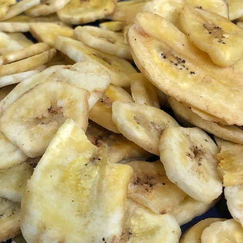 Dried Fruit - Banana Chips Unsweetened Sulfur Free