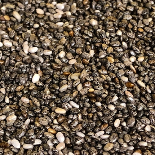 Seeds Chia Seeds Black