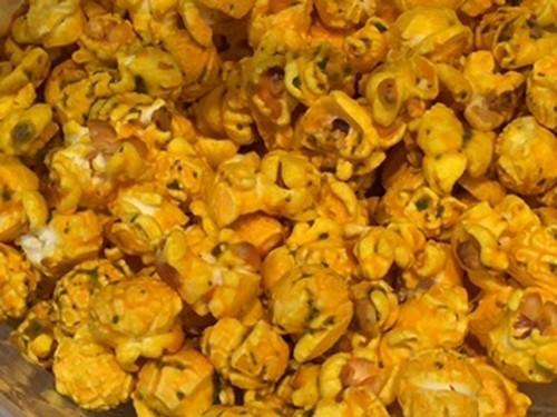 Argires Gourmet Jalapeno Cheddar Dill Popcorn