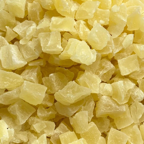 Dried Diced Pineapple without Sulfur
