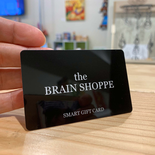 Brain Shoppe gift card