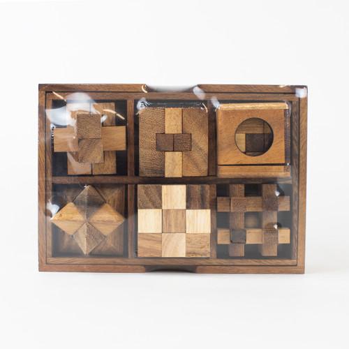 6 Puzzle Gift Set