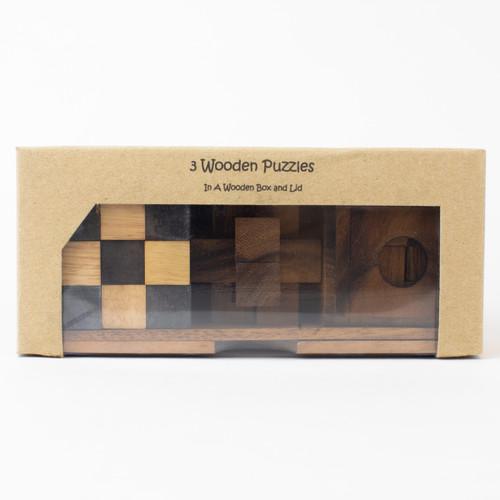 3 Puzzle Gift Set