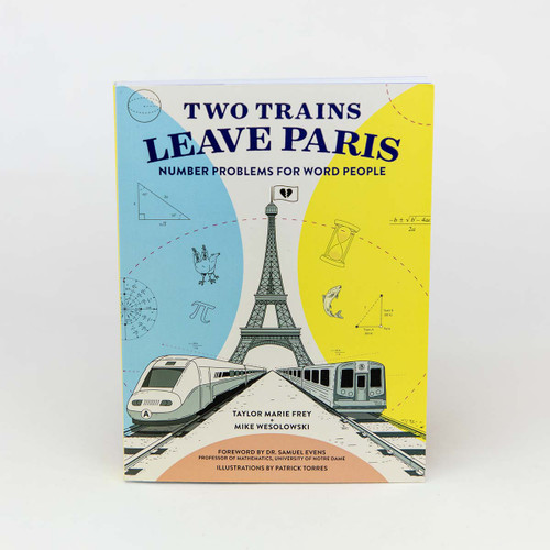 Two Trains Book