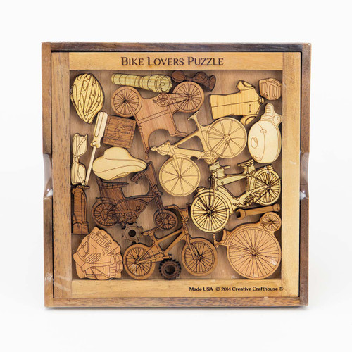 Bike Lovers Puzzle