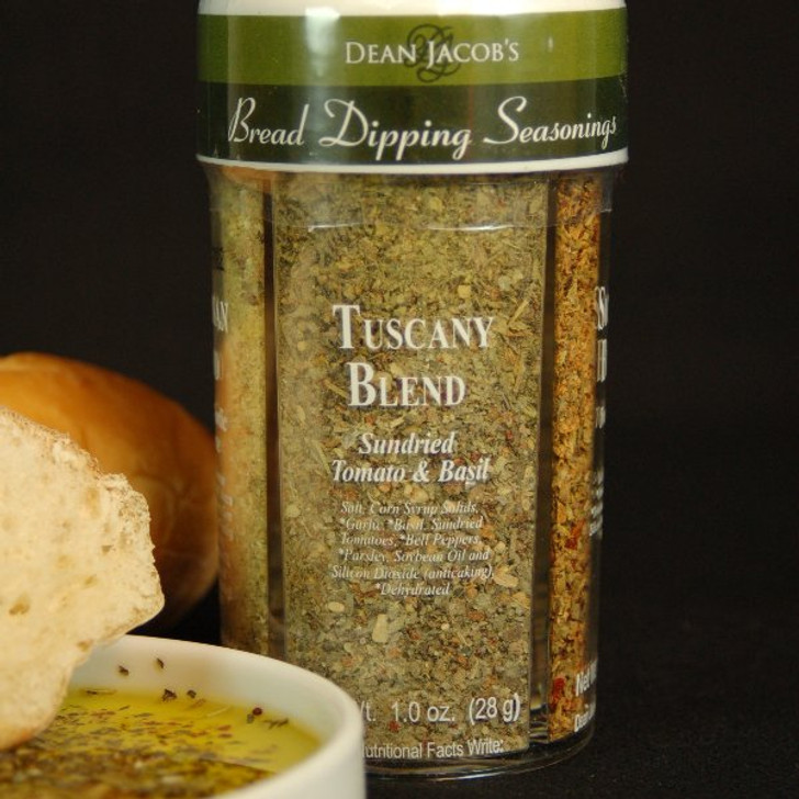 4-Variety Bread Dipping Seasonings