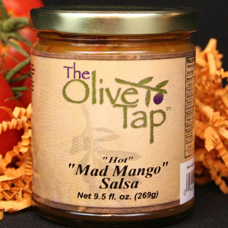 Mad Mango Salsa