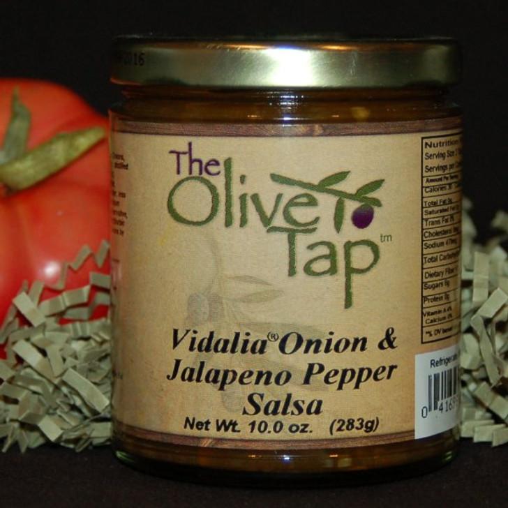 Vidalia Onion and Jalapeño Pepper Salsa