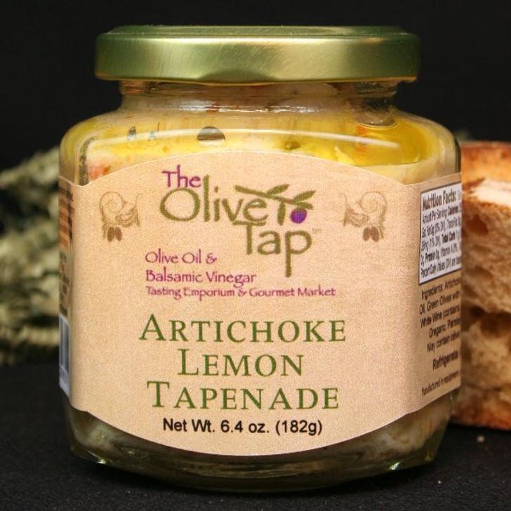 Artichoke Lemon Tapenade
