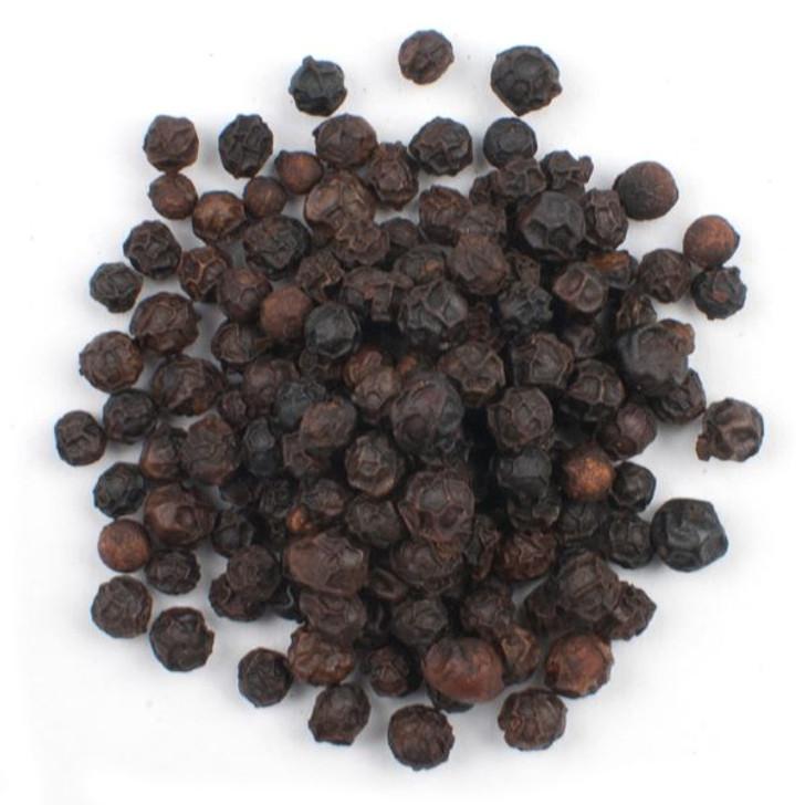 Smoked Black Peppercorns
