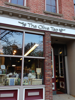 Medina, OH The Olive Tap Storefront