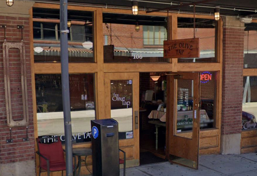 The Olive Tap Pittsburgh PA location