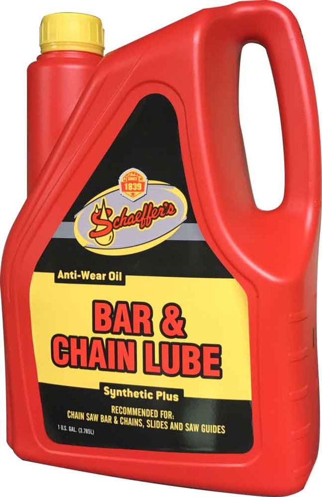Schaeffer 0116BC-006S Bar & Chain Lube ( 1-Gallon)