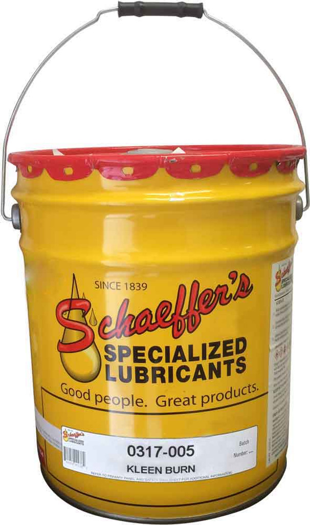 Schaeffer 0317-005 Kleen Burn-Home Heating Oil Additive (5-Gallons)