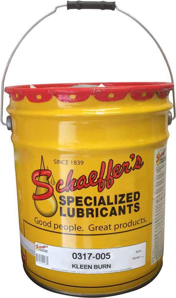 Schaeffer 0317-005 Kleen Burn-Home Heating Oil Additive (5-Gallons)