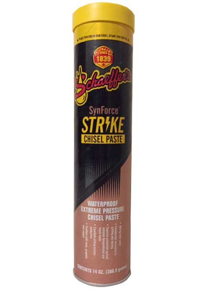 Schaeffer 0216-029S SynForce™ Strike Chisel Paste (1-TUBE)