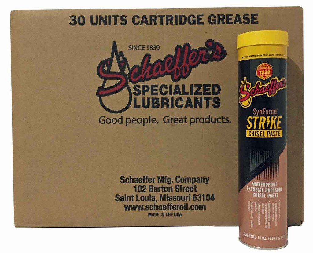 Schaeffer 0216-029 SynForce™ Strike Chisel Paste (30-TUBES)