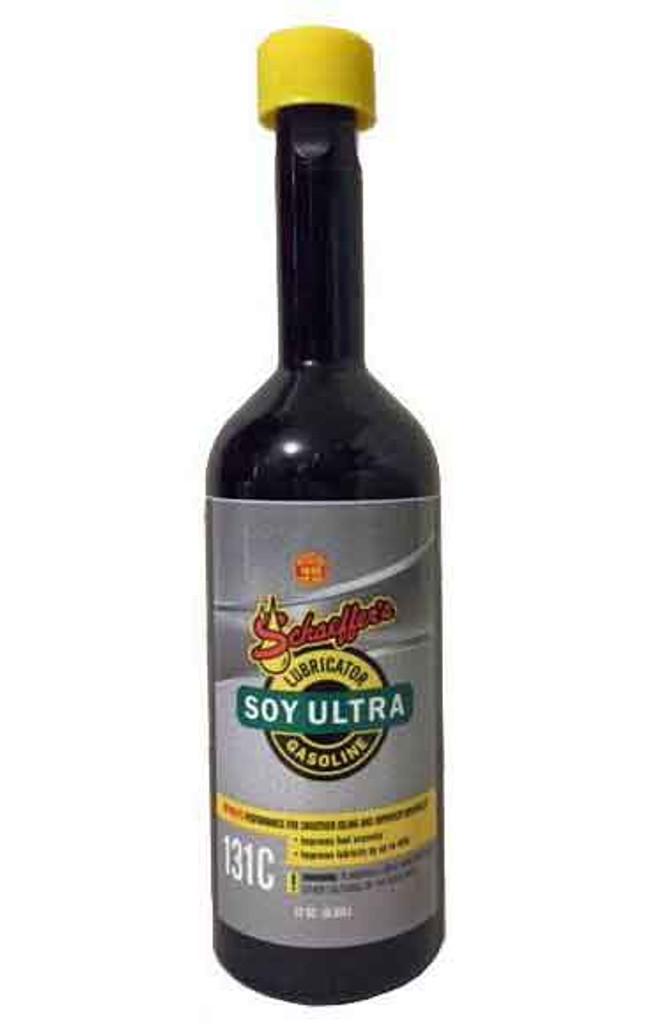 Schaeffer 0131C-021S SoyUltra Gasoline Additive (12-oz. bottle)