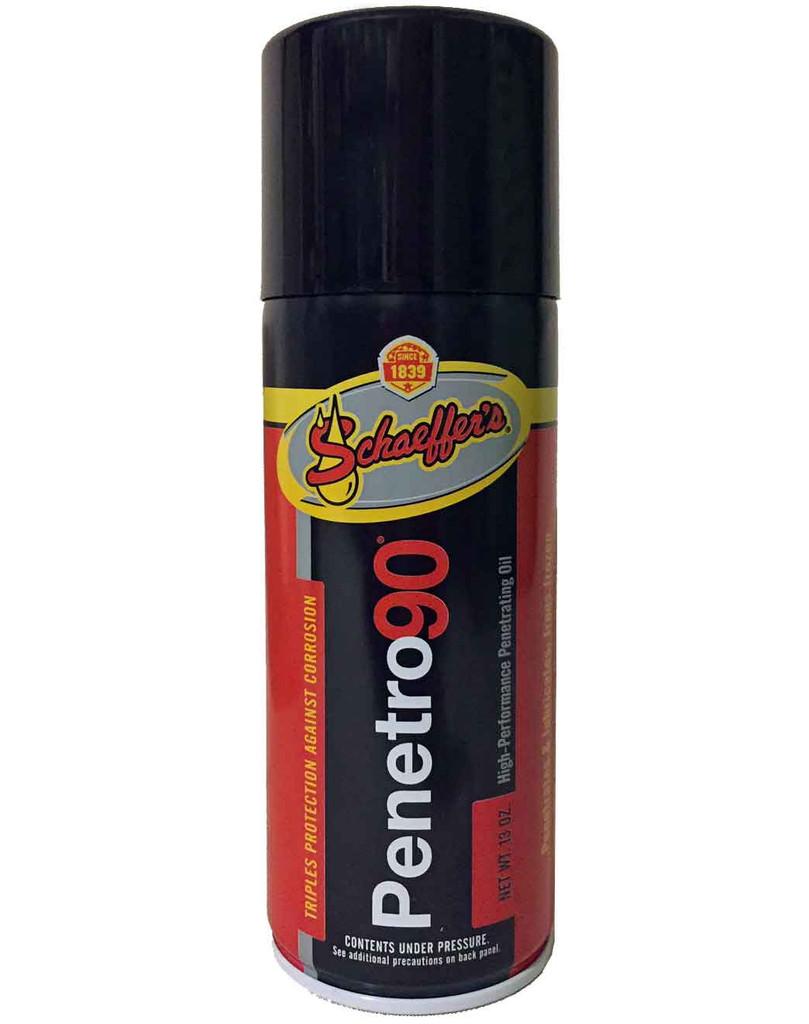 Schaeffer 0190-011S Penetro 90 Penetrating Oil (1-13oz Can)