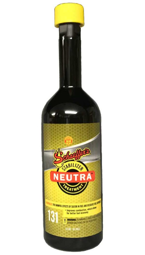 Schaeffer 0131-021S Neutra™ Fuel Stabilizer (12oz bottle)