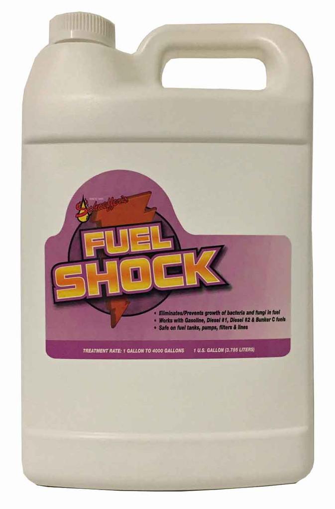 Schaeffer 0285-004S Diesel Fuel Shock (1-Gallon)