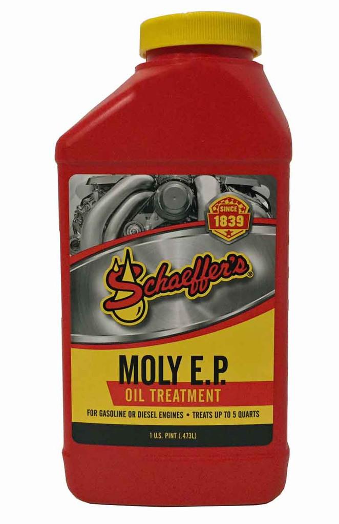 Schaeffer 0132-023S Moly EP Engine Oil Treatment (1-Pint)
