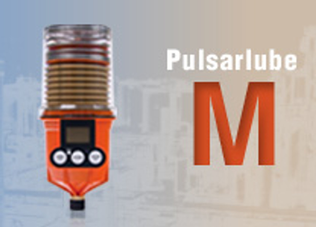 Pulsar M Auto Luber for Schaeffer 02712-001 Synthetic Food Grade Grease H-1 NLGI #2 (incl. 1-250cc pack)