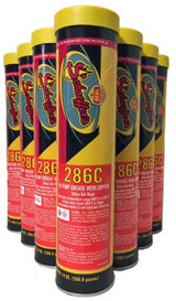 Schaeffer 0286C-029 Extreme Hi-Temp Grease With Copper (10-tubes)