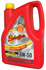 Schaeffer 9001-006S Supreme 9000 Full Synthetic Racing Oil 5W-50 (1-Gallon)