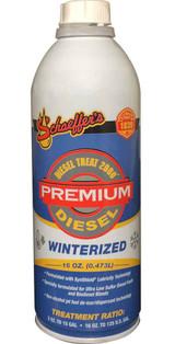 Schaeffer 0137ULSW-042S Diesel Treat 2000 Ultra Low Sulfur Winter Premium (1-Pint)