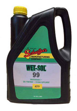 Schaeffer's 235 Wet-Sol® 99 spreader-sticker is a biodegradable, 99% active non-ionic surfactant that aids irrigation and weed control. 6 gallon case