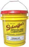 Schaeffer 0268460-040 Supreme Gear Lube ISO 460 (40-lbs pail)