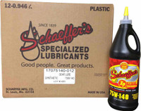 Schaeffer 0170-012 Extreme Performance Full Synthetic 75W-140 (12-Quarts)