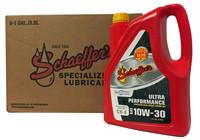 Schaeffer 0722-006 SynShield Ultra Performance 10W-30 CK-4 (6-Gallons)