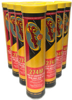 Schaeffer 0274M2-029S EP Synthetic Plus Grease Extra Moly NLGI #2 (10-Tubes)