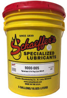 Schaeffer 9000-005 SynShield® OTR Plus Full Synthetic CK-4 5W-40 (5-Gallons)